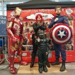superbohaterowie na konwentach