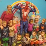 urodziny superbohaterowie